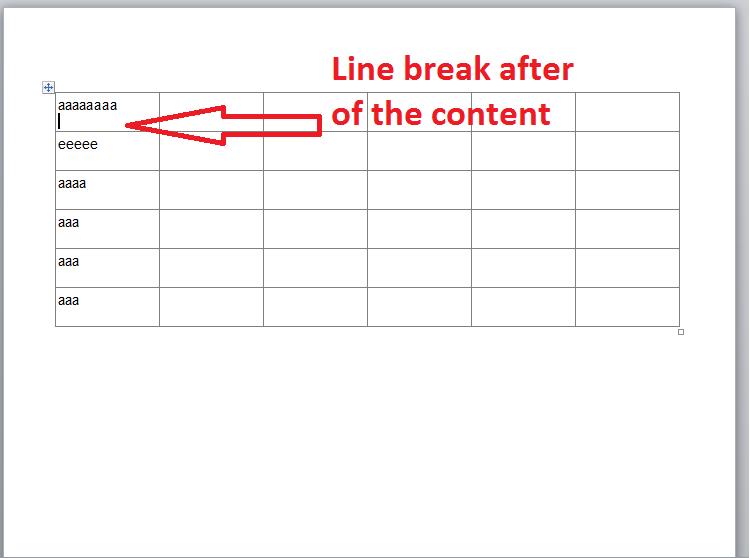 Altova user support forum for Page break in rtf template
