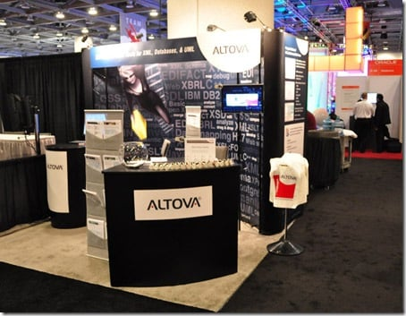 Altova at Oracle OpenWorld
