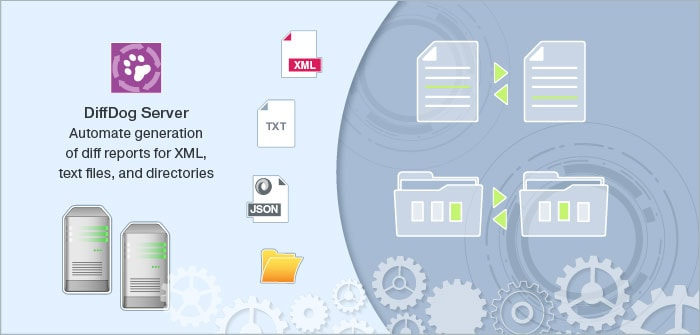 DiffDog Server diagram