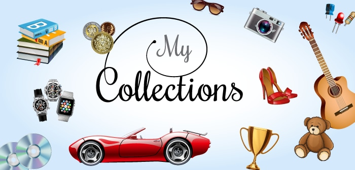 MyCollections App