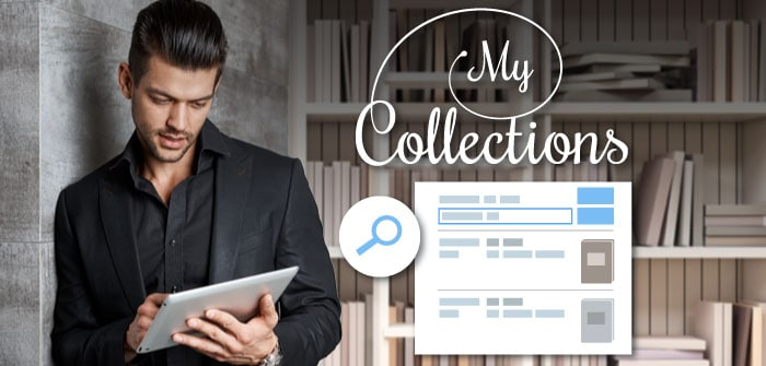 MyCollections app for cataloging and sharing your collections