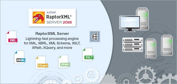RaptorXML diagram