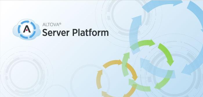 Altova Server Platform