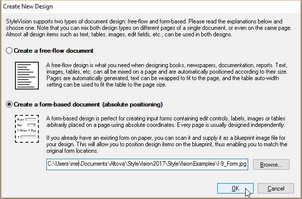 PDF Form from Word