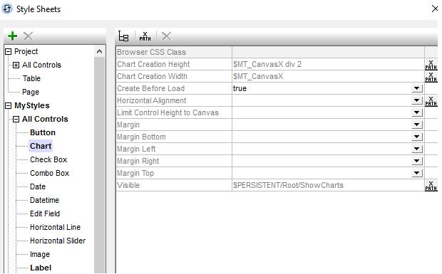 Multi-level UI style sheets