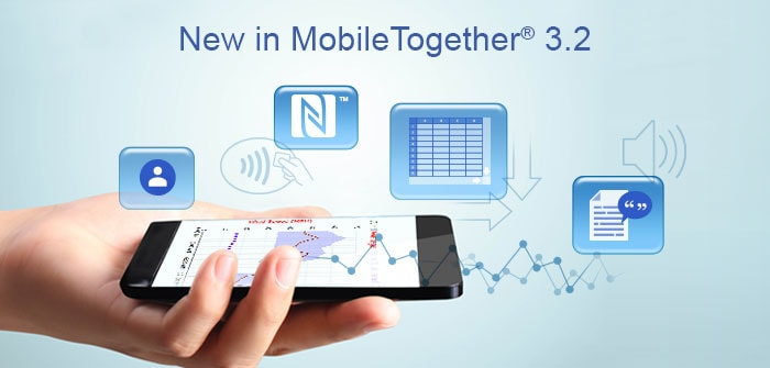 New in MobileTogether