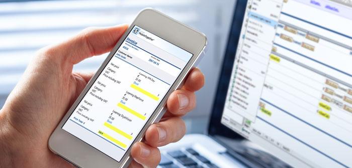 Enterprise Form to Mobile App
