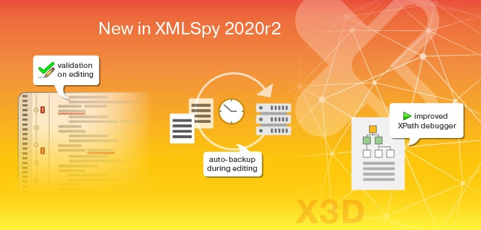 JSON and XML tools in XMLSpy