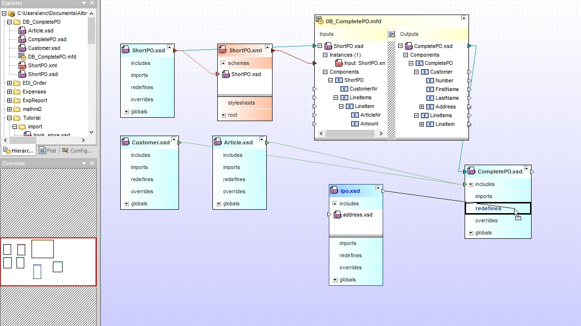 Schemaagent schemaagent uses graphical components and color coded lines to present you with a visual representation of your xml information architecture ccuart Images