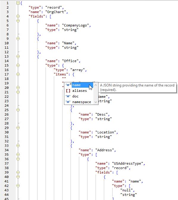 Funciones avanzadas de XMLSpy
